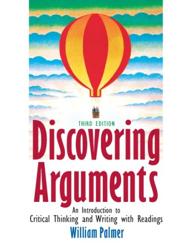 good arguments an introduction to critical thinking An introduction to logic, critical thinking and arguments in philosophy  other basic studies undertaken in this text include: critical thinking, simple logic, arguments, categorical .