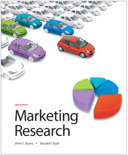 9780136027041: Marketing Research