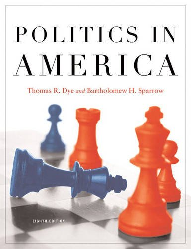 9780136027188: Politics in America (8th Edition)
