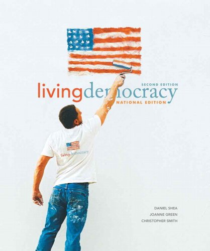 9780136027553: Living Democracy (2nd Edition)