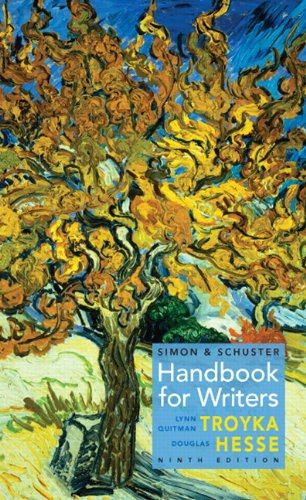 9780136028604: Simon & Schuster Handbook for Writers (9th Edition)