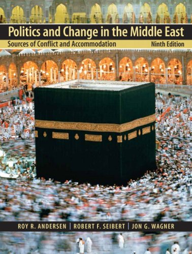 9780136029939: Politics and Change in the Middle East (9th Edition)