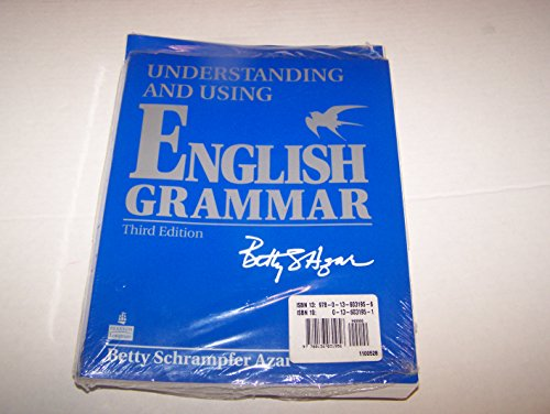 9780136031956: Understanding and Using English Grammar Textbook and Workbook, 3rd Edition