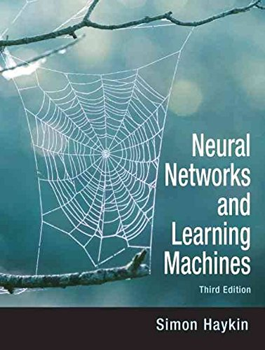9780136032199: Neural Networks and Learning Machines 3rd.ed.