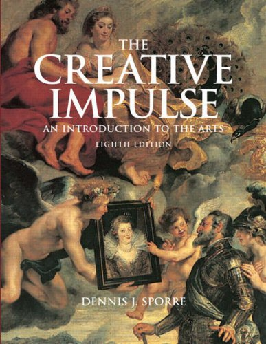 9780136034933: Creative Impulse: An Introduction to the Arts