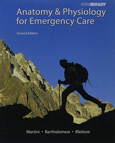 9780136035466: Anatomy & Physiology for Emergency Care & Student Workbook Package (2nd Edition)