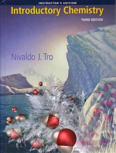 Introductory Chemistry, Instructor's Edition: Nivaldo J. Tro