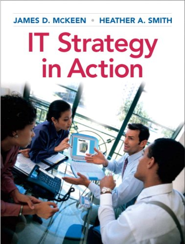9780136036319: It Strategy in Action (Alternative Etext Formats)