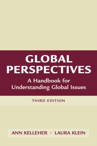9780136037729: Global Perspectives: A Handbook for Understanding Global Issues