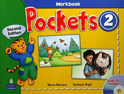 9780136038535: Pockets 2 Workbook