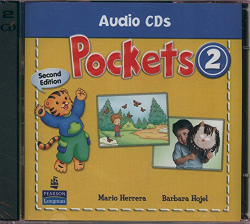 POCKETS 2 AUDIO CD: Herrera, Mario