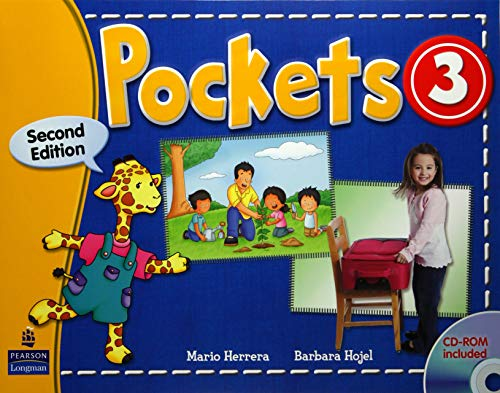 9780136038856: Pockets 3 Student Book