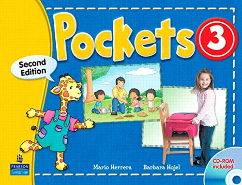 9780136038863: Pockets 3. Teacher's Edition
