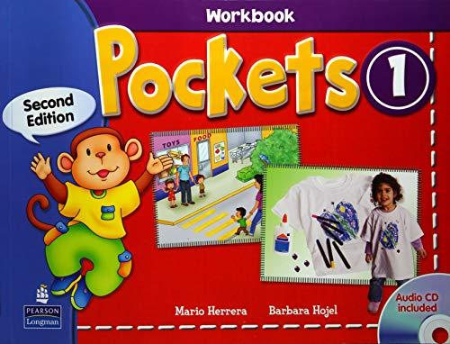 9780136039068: Pockets 1 Workbook