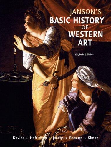 9780136039129: Janson's Basic History of Western Art (8th Edition)