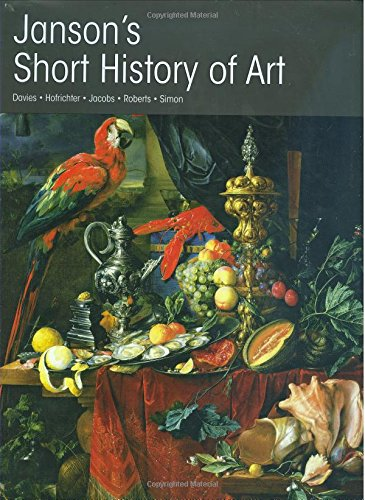 Janson's A Short History of Art: Eighth: Davies, Penelope J.E.;