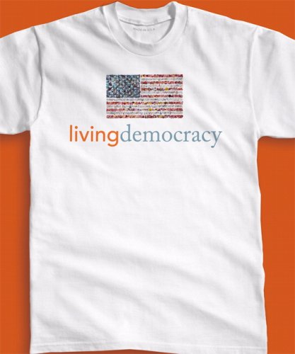 9780136039976: Living Democracy, Brief Texas Edition Value Package (includes 2008 Election Preview)