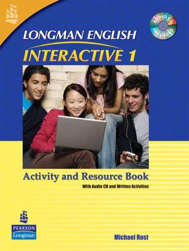 9780136040545: Longman English Interactive 1 Activity and Resource Book