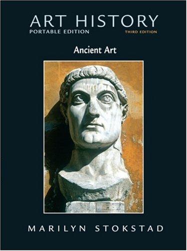 9780136040972: Art History: Portable Edition, Ancient Art Bk. 1