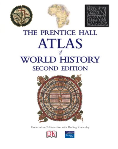 9780136042471: Prentice Hall Atlas of World History