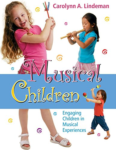 9780136043843: Musical Children : Engaging Children in Musical Experiences