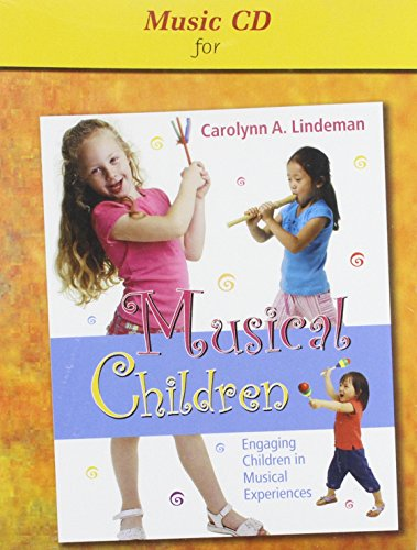 9780136043850: Musical Children, CD: Engaging Children in Musical Experiences