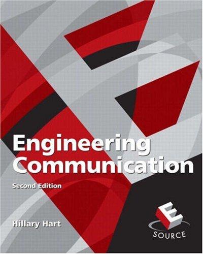 9780136044208: Engineering Communication (2nd Edition)