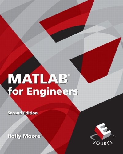 9780136044222: MATLAB for Engineers (2nd Edition)