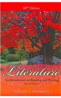 Literature: An Introduction to Reading and Writing,: Edgar V. Roberts