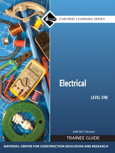 9780136044604: Electrical Level 1 Trainee Guide 2008 NEC, Paperback