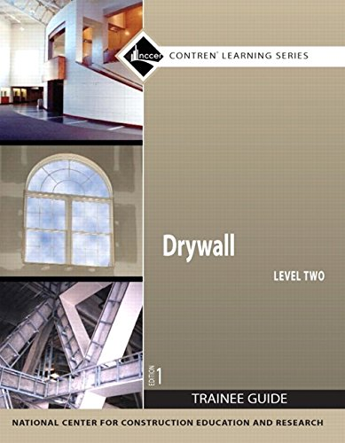 9780136044802: Drywall Level 2 Trainee Guide, Paperback