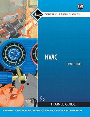 9780136044925: HVAC: Trainee Guide Level 3