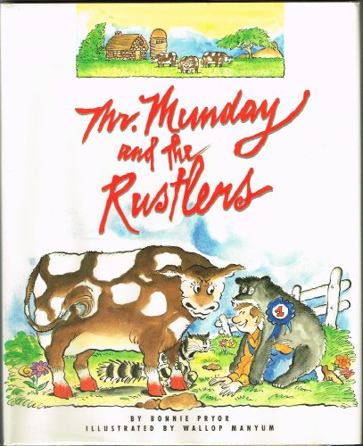 9780136047377: Mr. Munday and the Rustlers