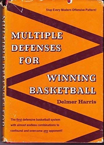 9780136047773: Multiple defenses for winning basketball