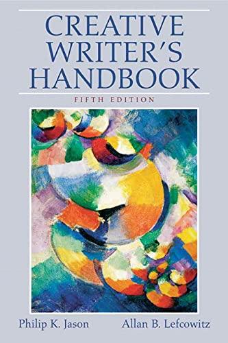9780136050520: Creative Writer's Handbook (5th Edition)