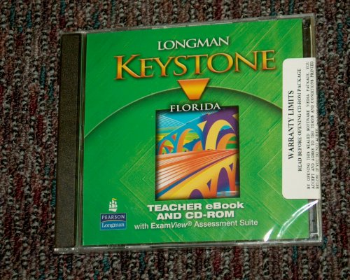 9780136050964: Longman Keystone Teacher Book and CD-ROM with Examview Assessment Suite (Level C)