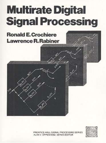 9780136051626: Multirate Digital Signal Processing