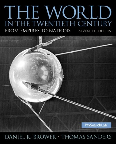 9780136052012: The World in the Twentieth Century (7th Edition)