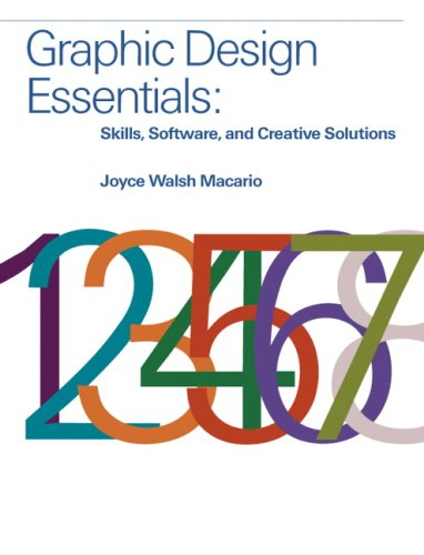 9780136052357: Graphic Design Essentials: Skills, Software and Creative Solutions