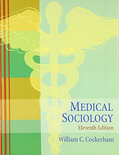 9780136053101: Medical Sociology (11th Edition)
