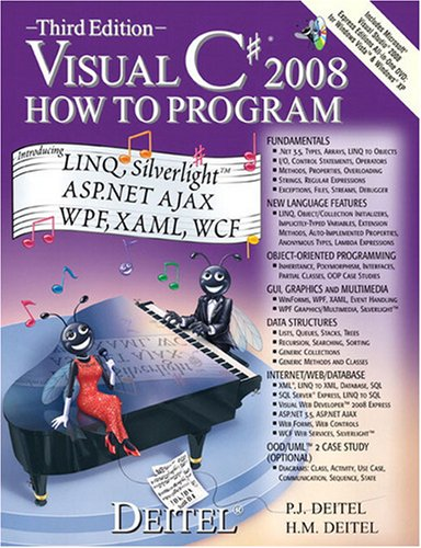 9780136053224: Visual C# 2008 How to Program (3rd Edition)