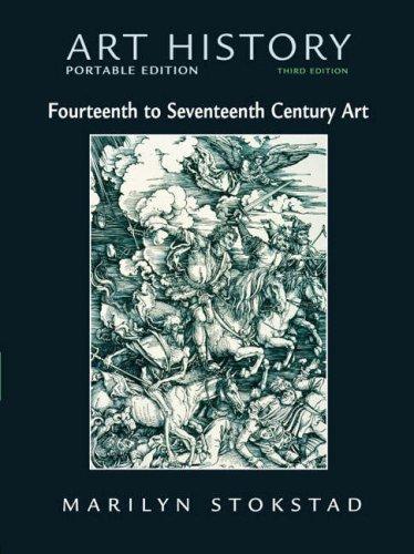 9780136054078: Art History Portable Edition Fourteenth to Seventeenth Century Art - 3rd edition