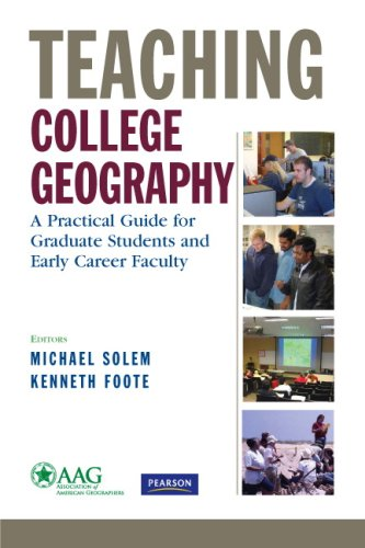 9780136054474: Teaching College Geography: A Practical Guide for Graduate Students and Early Career Faculty
