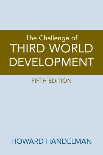 9780136054771: Challenge of Third World Development, The (5th Edition)