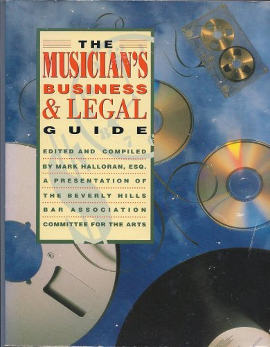 9780136055853: The Musician's Business and Legal Guide