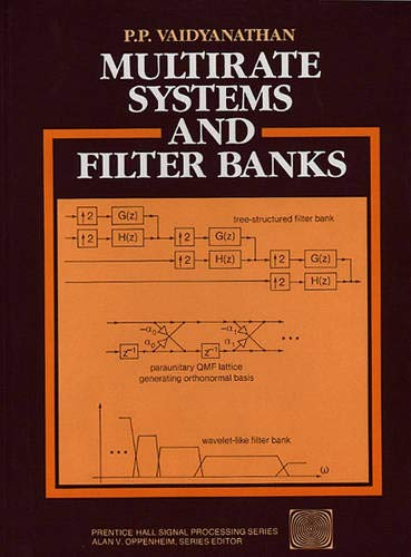 9780136057185: Multirate Systems And Filter Banks
