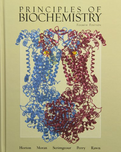 9780136060383: Principles of Biochemistry [With 2 Paperbacks]
