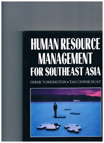 9780136060390: Human Resource Management for Southeast Asia