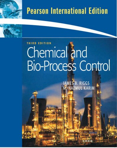 9780136060659: Chemical and Bio-Process Control: International Edition