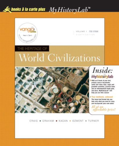 Heritage of World Civilizations: A La Carte Edition, Volume One, The